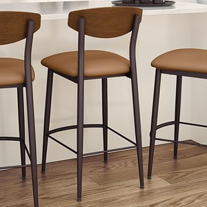 "Customizable 26"" Hint Counter Stool"