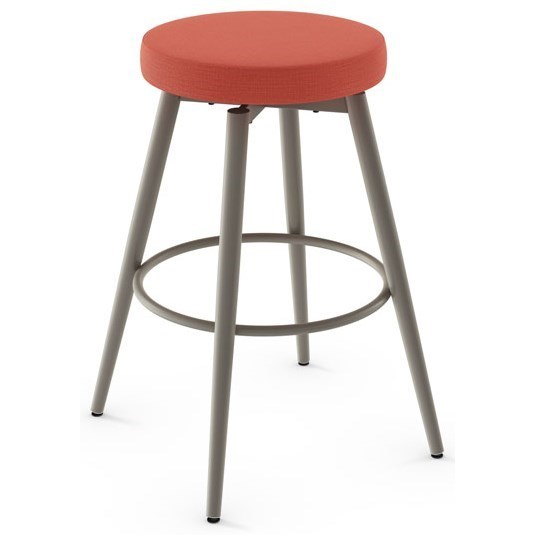 """Nordic 30"""" Nox Swivel Bar Stool by Amisco at SuperStore"""