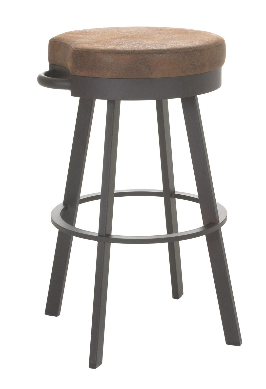 """Urban 30"""" Bar Height Bryce Swivel Stool by Amisco at SuperStore"""