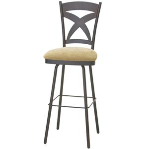 Cottage Marcus Counter Stool with X Back