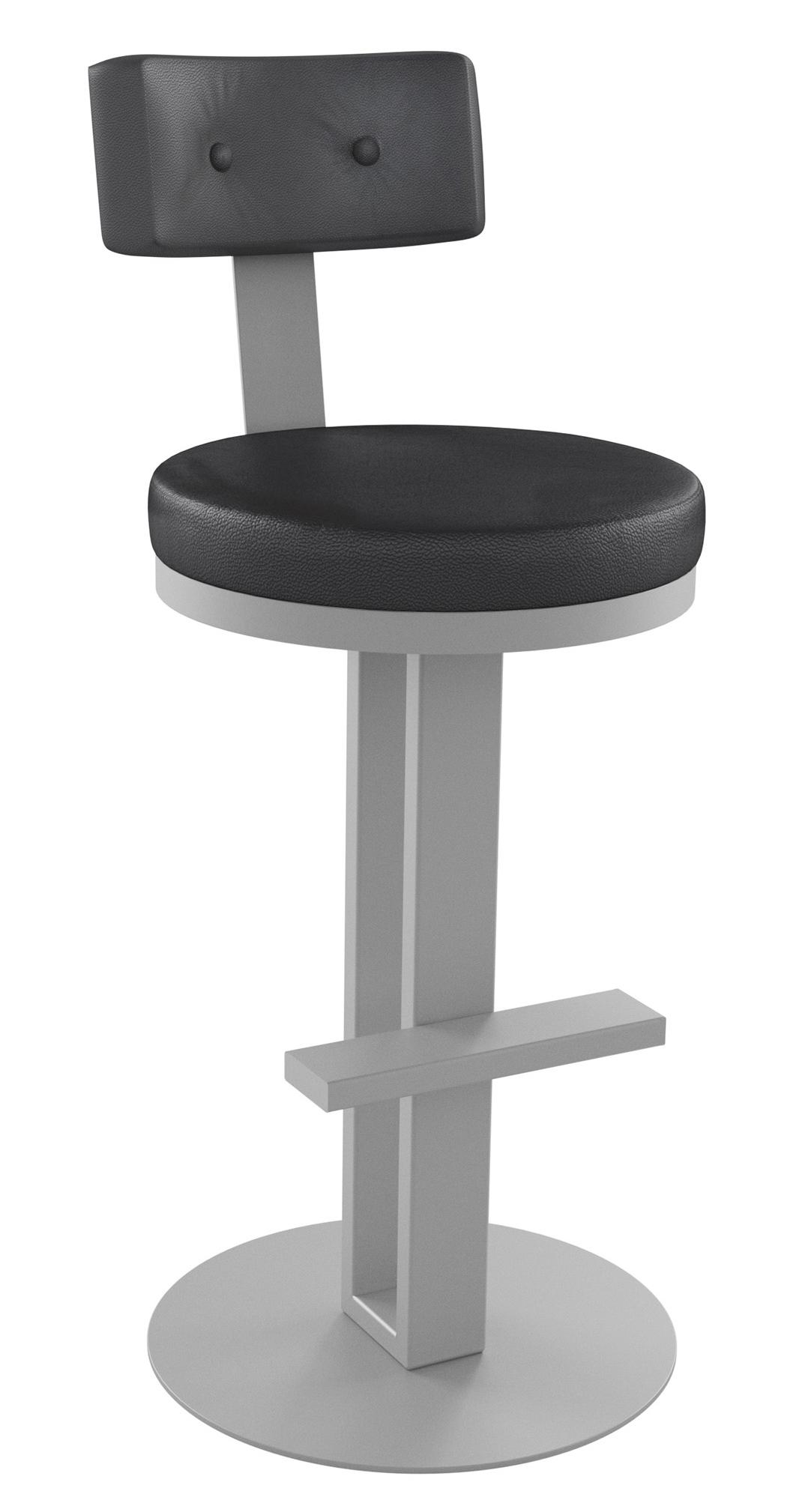 "New York 26"" Counter Height Empire Stool by Amisco at Belfort Furniture"