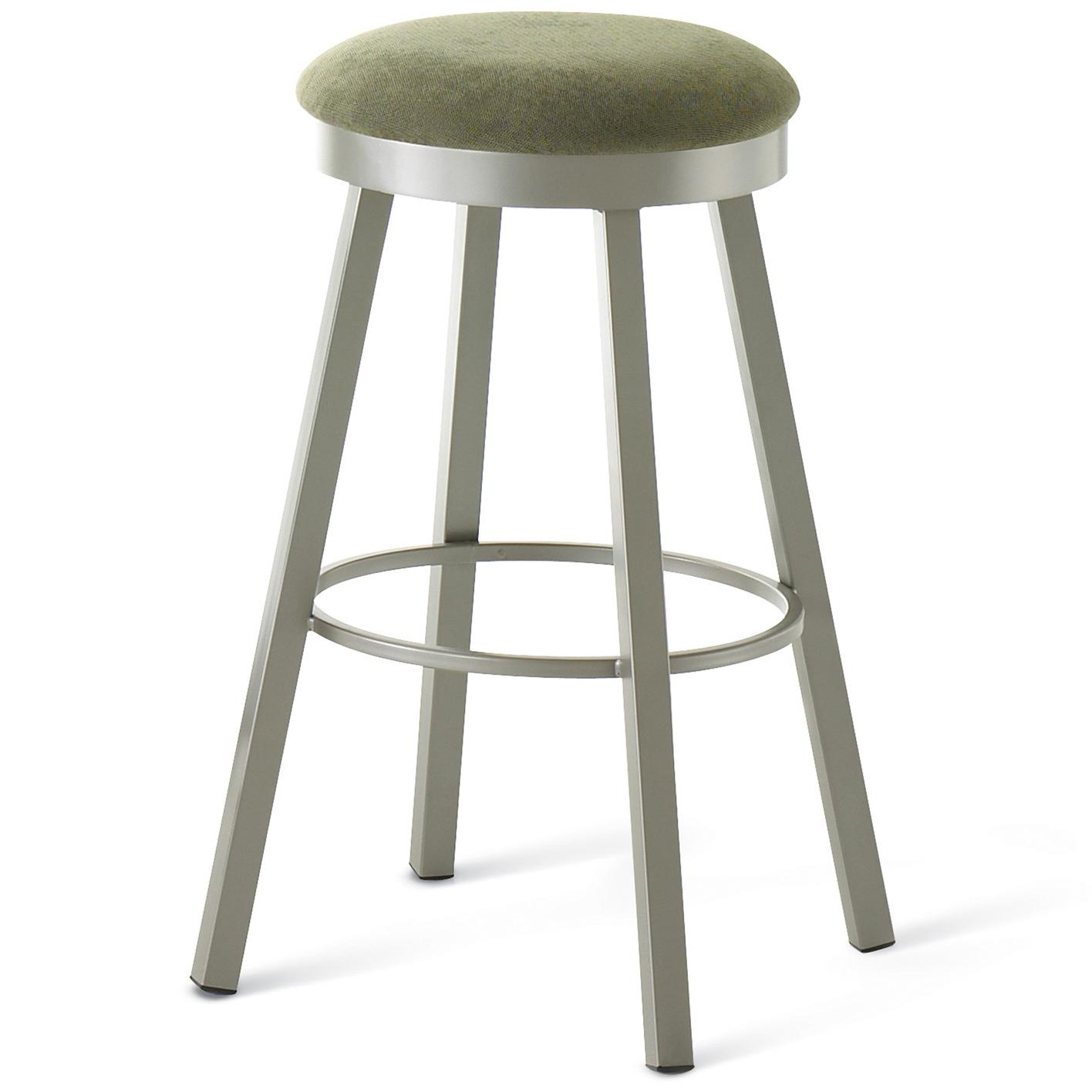 "Urban 26"" Counter Height Connor Swivel Stool by Amisco at Dinette Depot"
