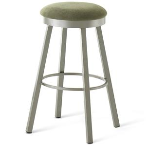 "Customizable 26"" Counter Height Connor Swivel Stool"