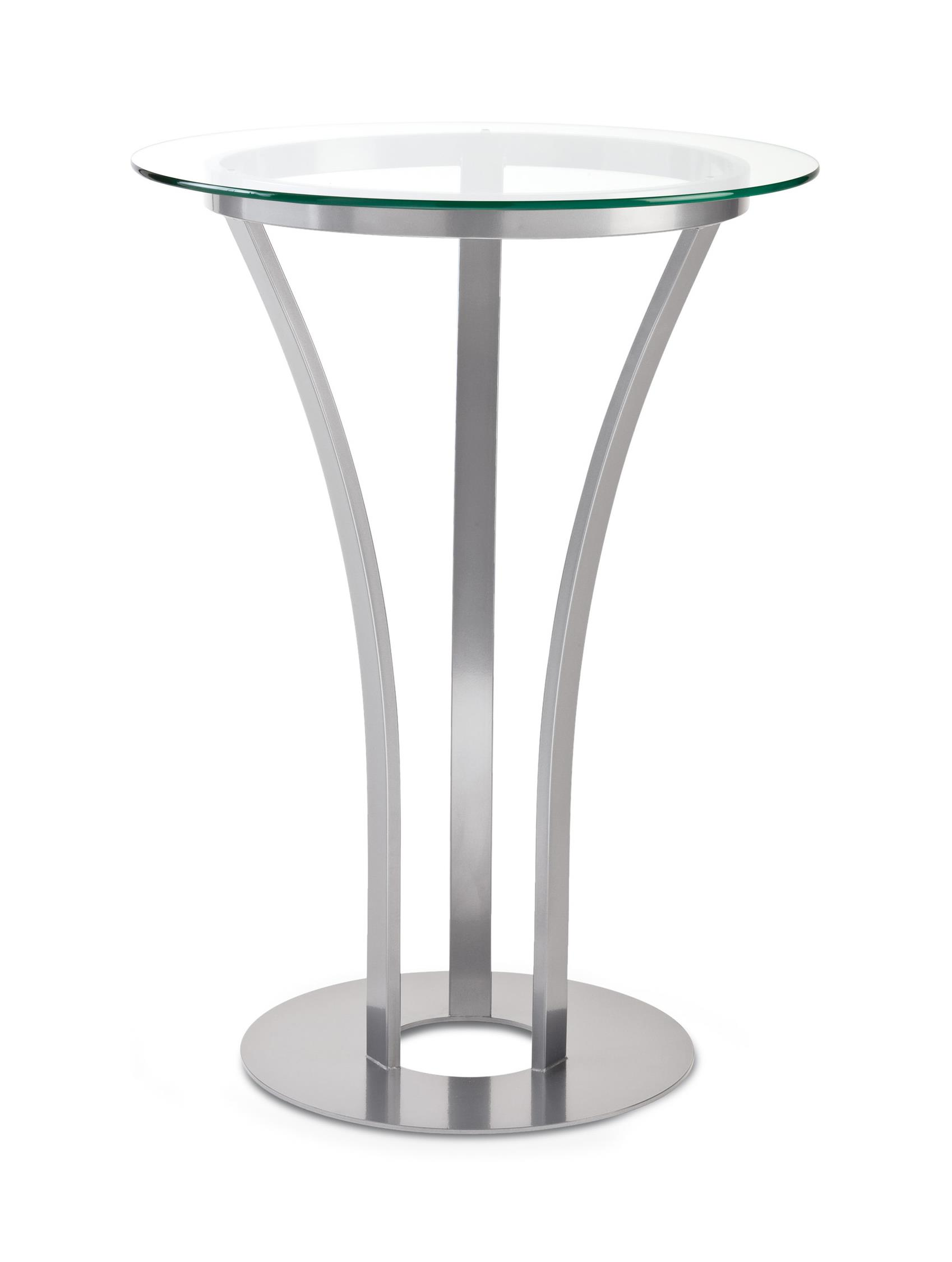 New York Dalia Counter Height Table by Amisco at Jordan's Home Furnishings