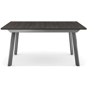 Nexus Expandable Dining Table with Metal Legs