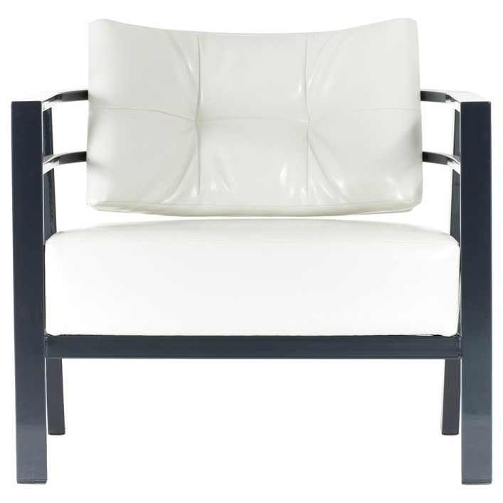 Urban Munich Accent Chair by Amisco at Jordan's Home Furnishings