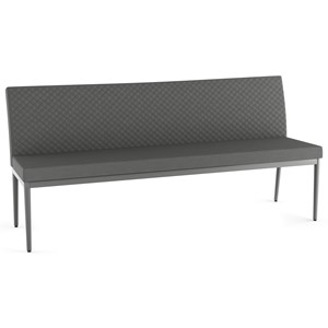 Monroe Bench with Quilting