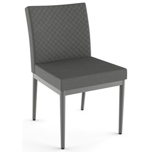 Monroe Chair with Quilted Fabric