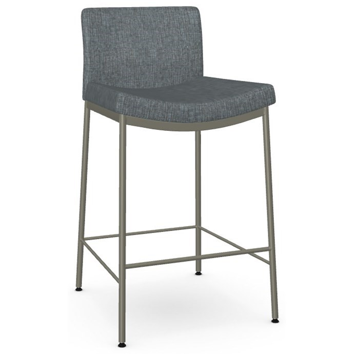 """Urban 26"""" Osten Stool by Amisco at HomeWorld Furniture"""