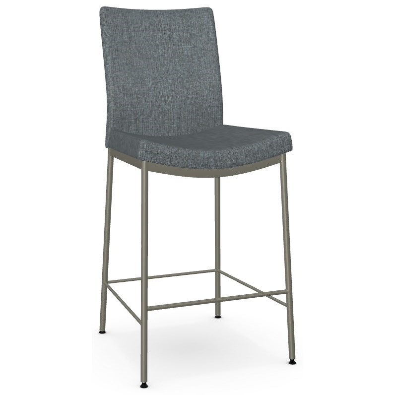 """Urban 26"""" Osten Stool by Amisco at Rooms and Rest"""