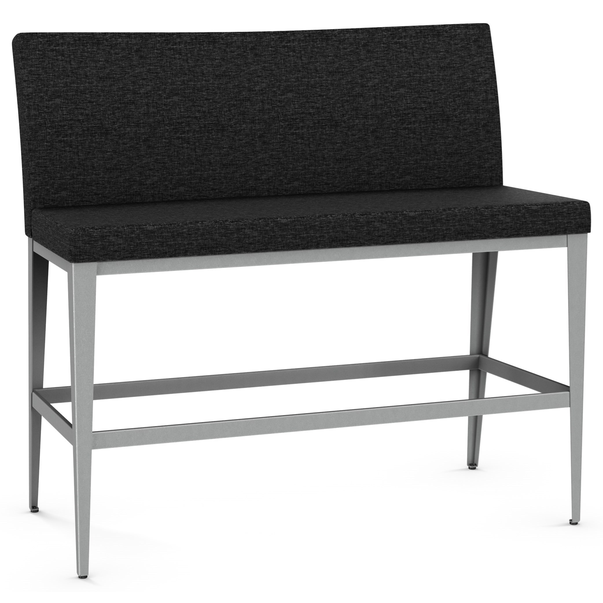Urban Bar Height Pablo Bench by Amisco at Rooms and Rest