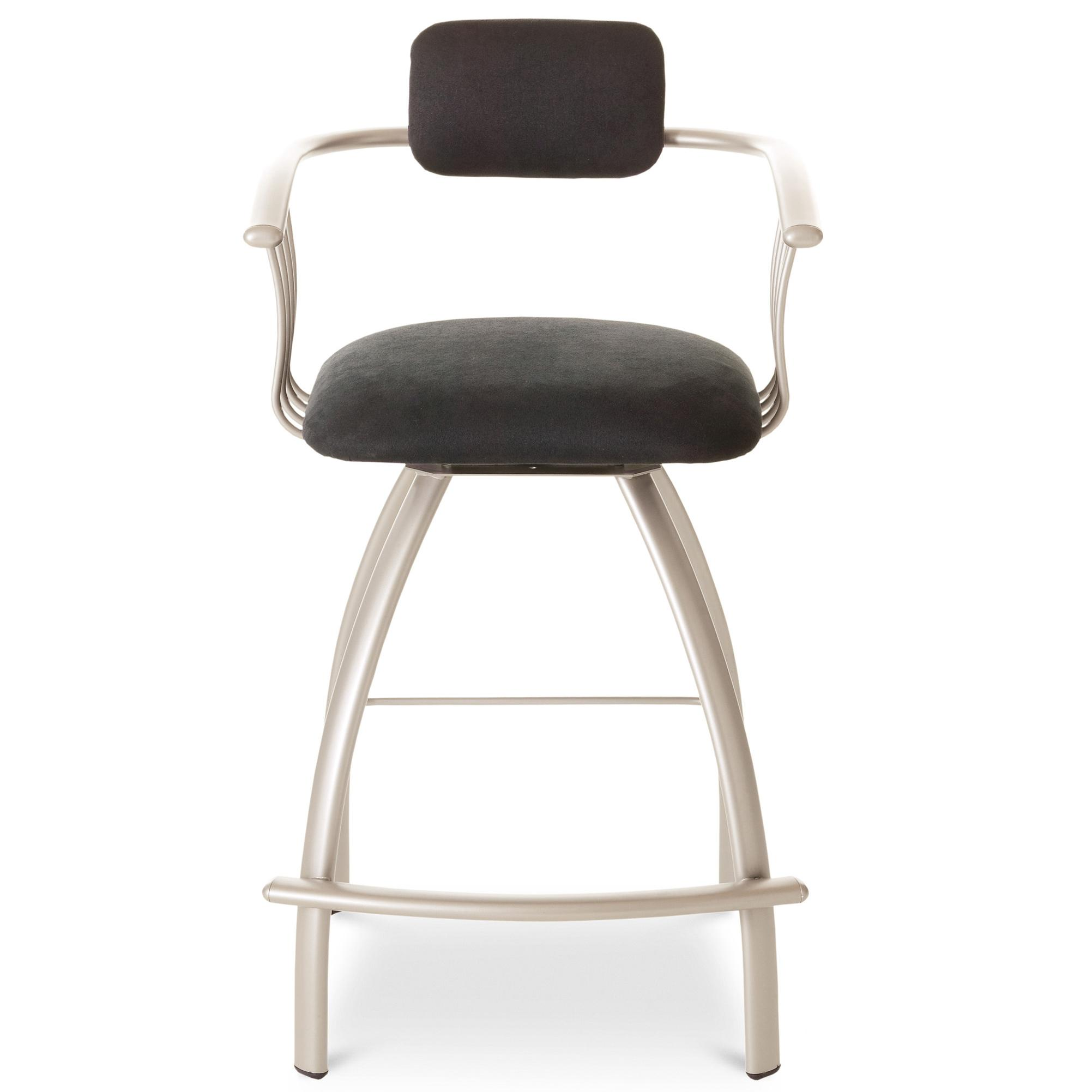 "Urban 24"" Kris Counter Stool by Amisco at Jordan's Home Furnishings"