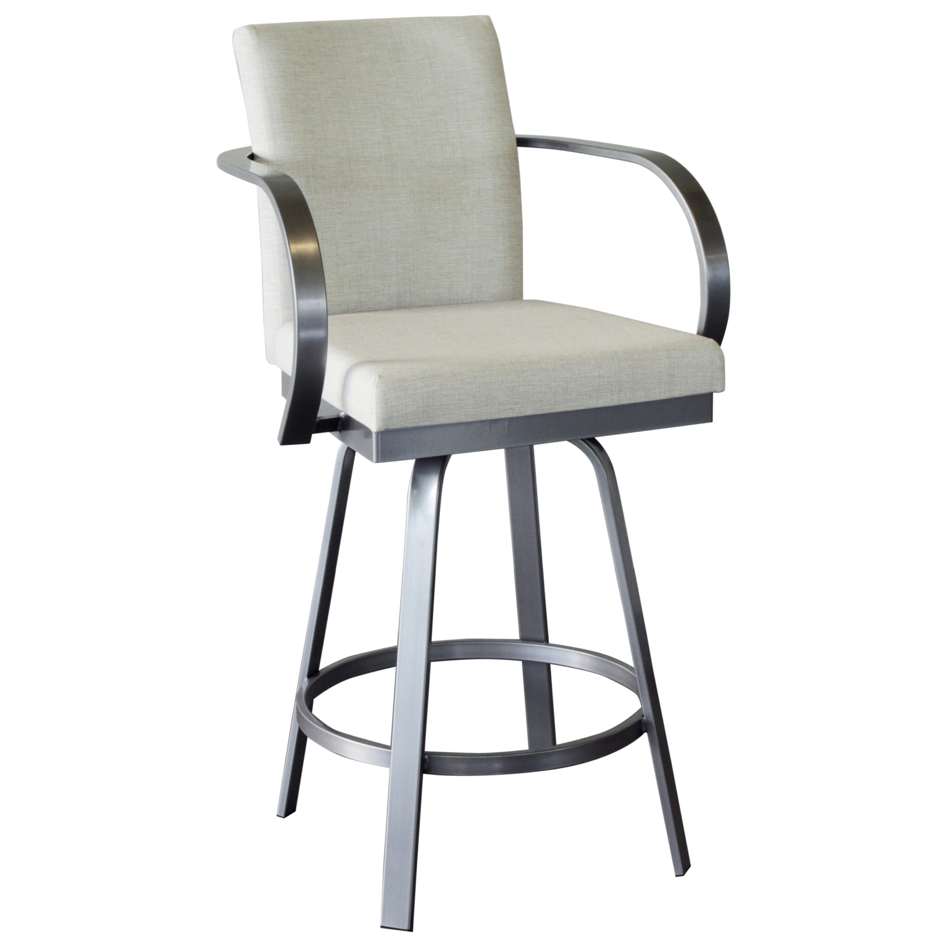Urban Counter Height Stool by Amisco at Red Knot
