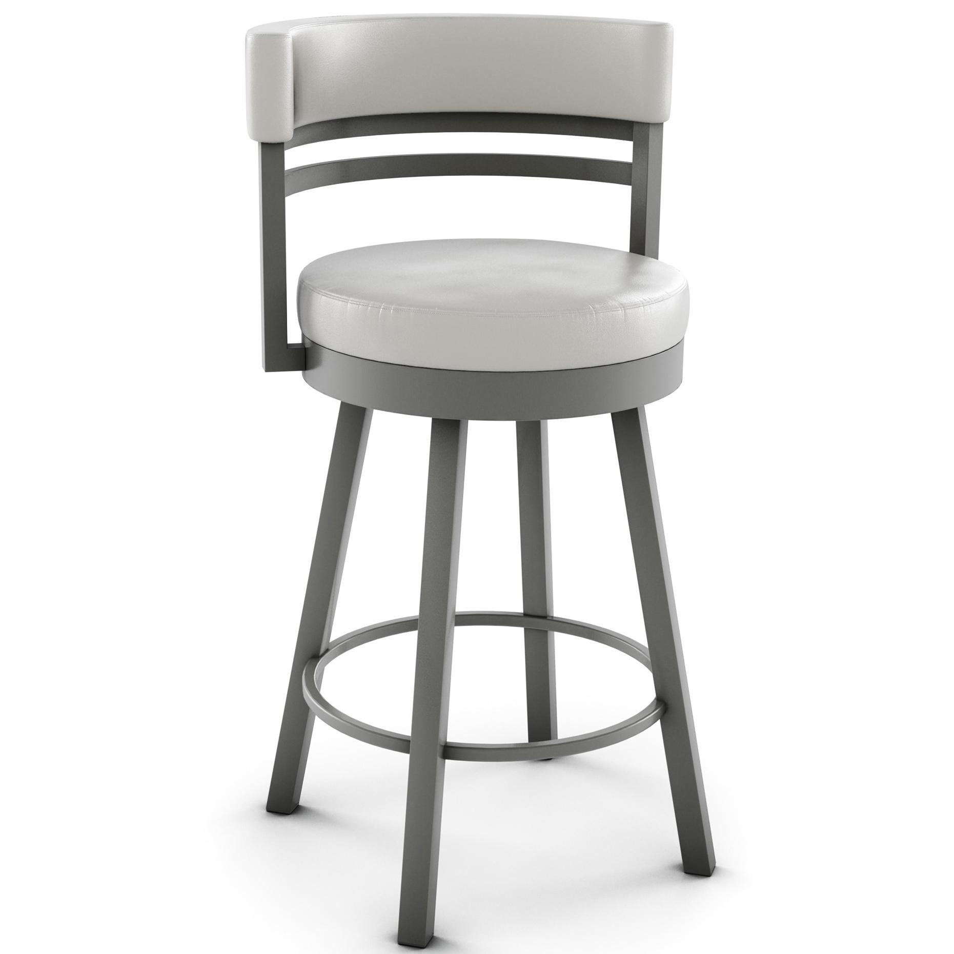 """Urban 26"""" Counter Height Ronny Swivel Stool by Amisco at Dinette Depot"""
