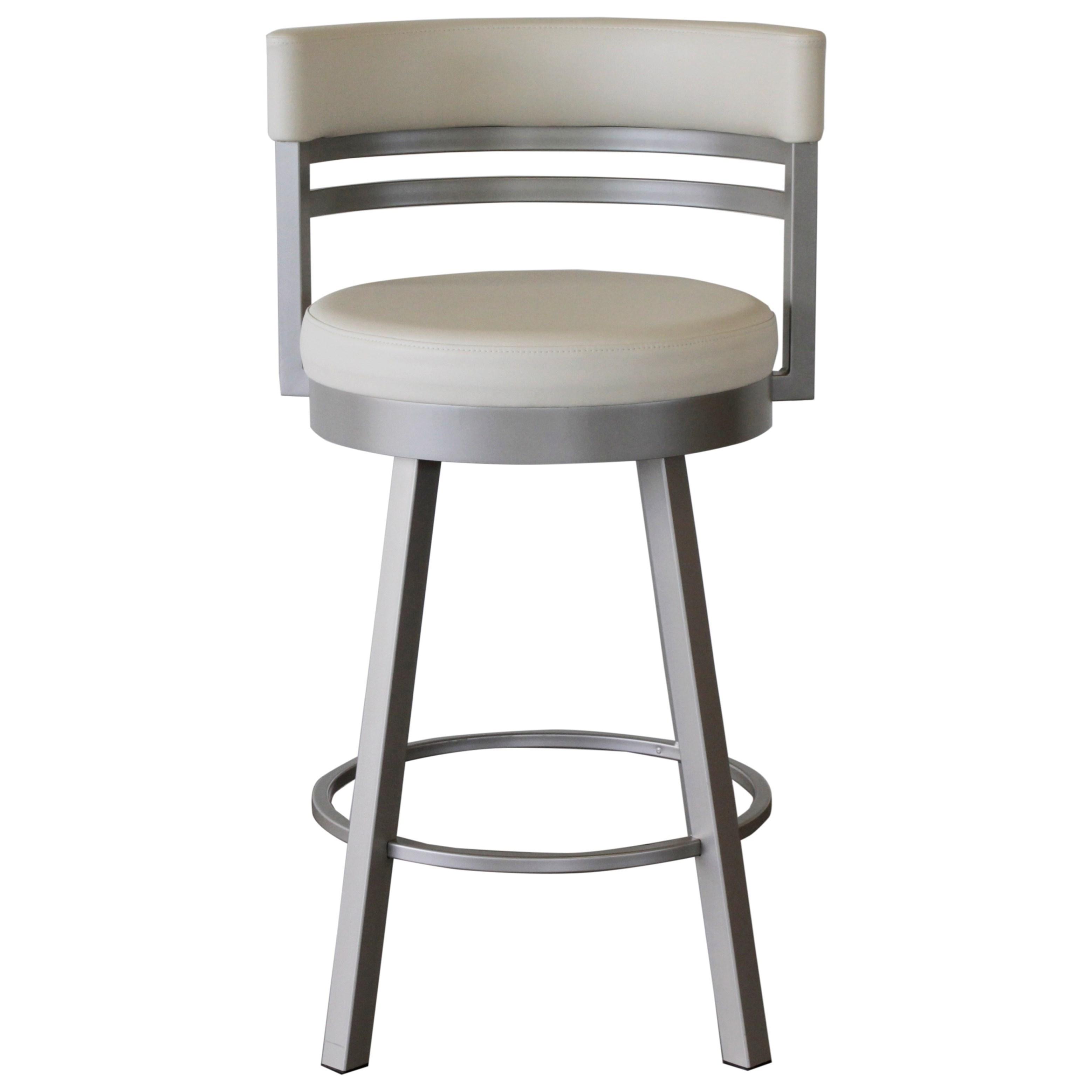 Urban Swivel Stool by Amisco at HomeWorld Furniture