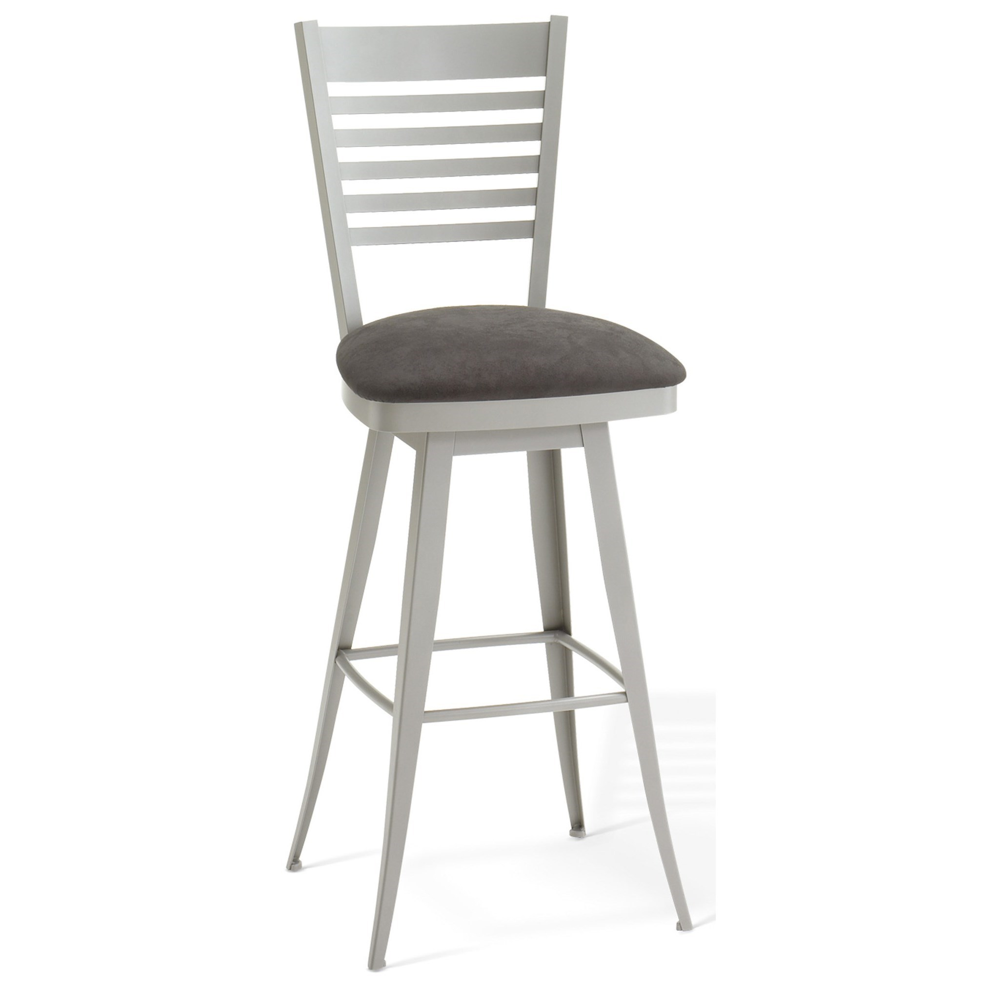 """Urban 26"""" Counter Height Edwin Swivel Stool by Amisco at Saugerties Furniture Mart"""