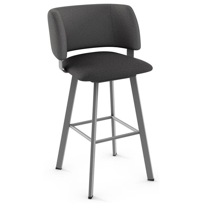 """Urban 26"""" Easton Swivel Counter Stool by Amisco at Dinette Depot"""