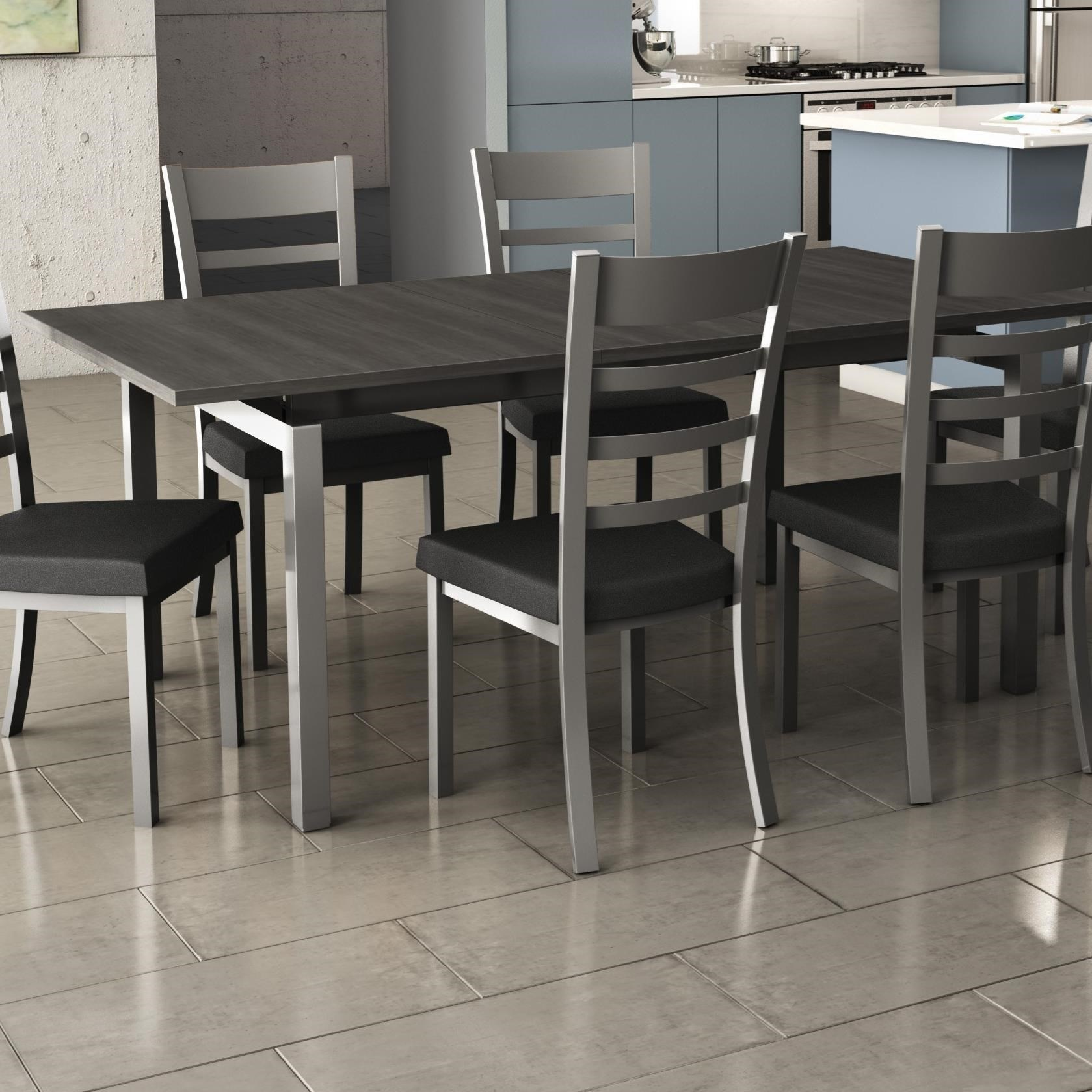 Urban Zoom Extendable Table by Amisco at Rooms and Rest