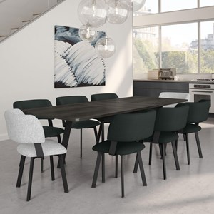 Hendrick Extendable Table Set
