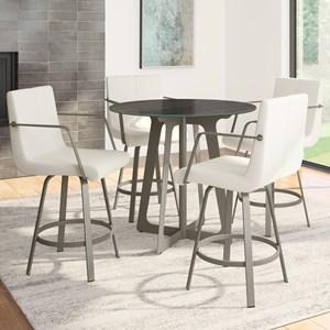 5-Piece Genesis Counter Table Set