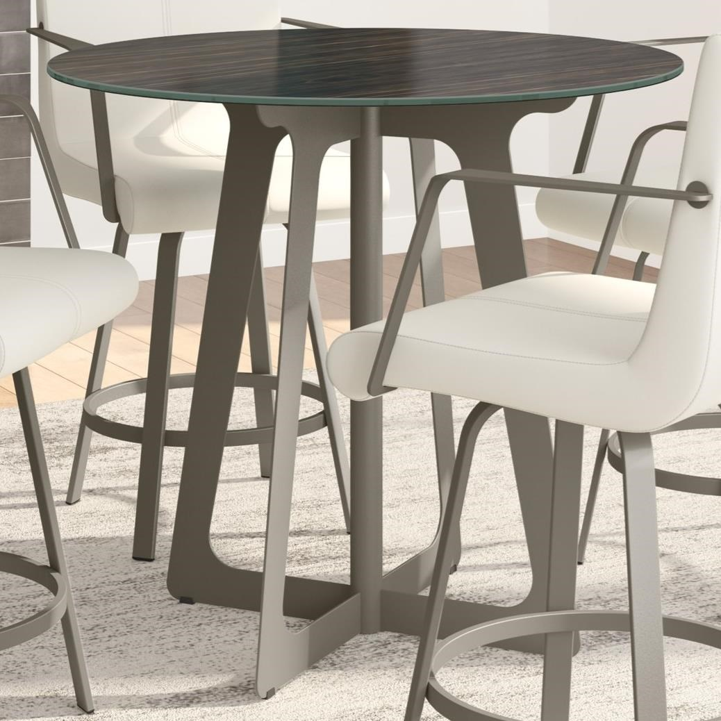 Urban Genesis Counter Table by Amisco at Rooms and Rest