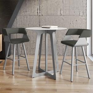 3-Piece Genesis Bar Table Set
