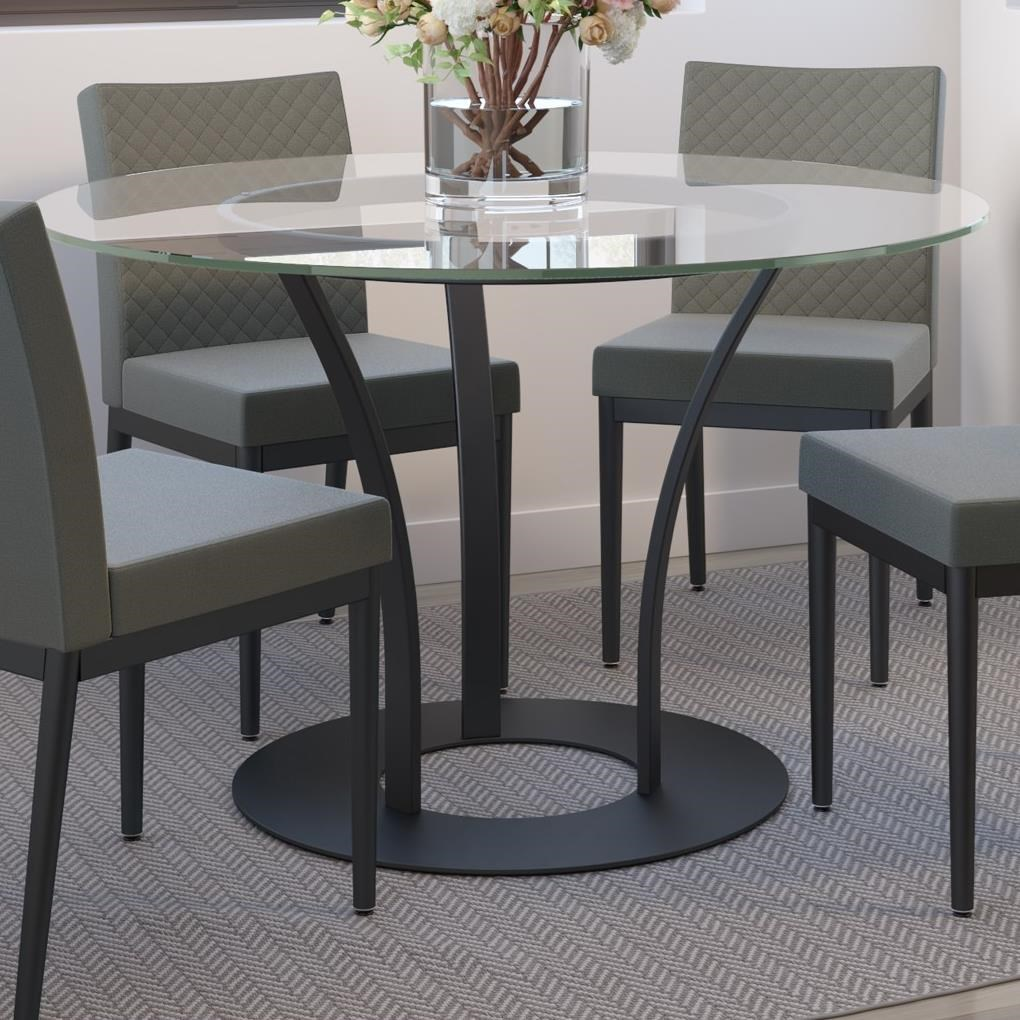 Urban Dalia XL Table by Amisco at Jordan's Home Furnishings