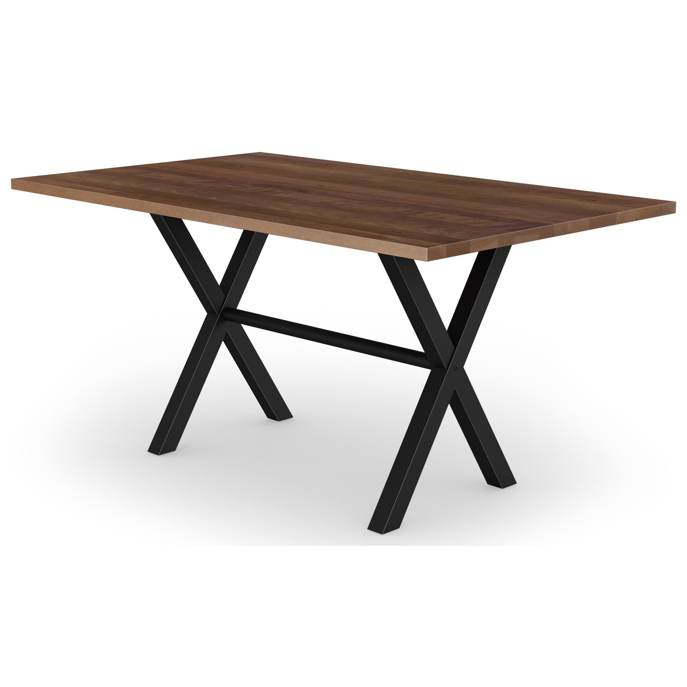 Urban Alex Table by Amisco at Jordan's Home Furnishings