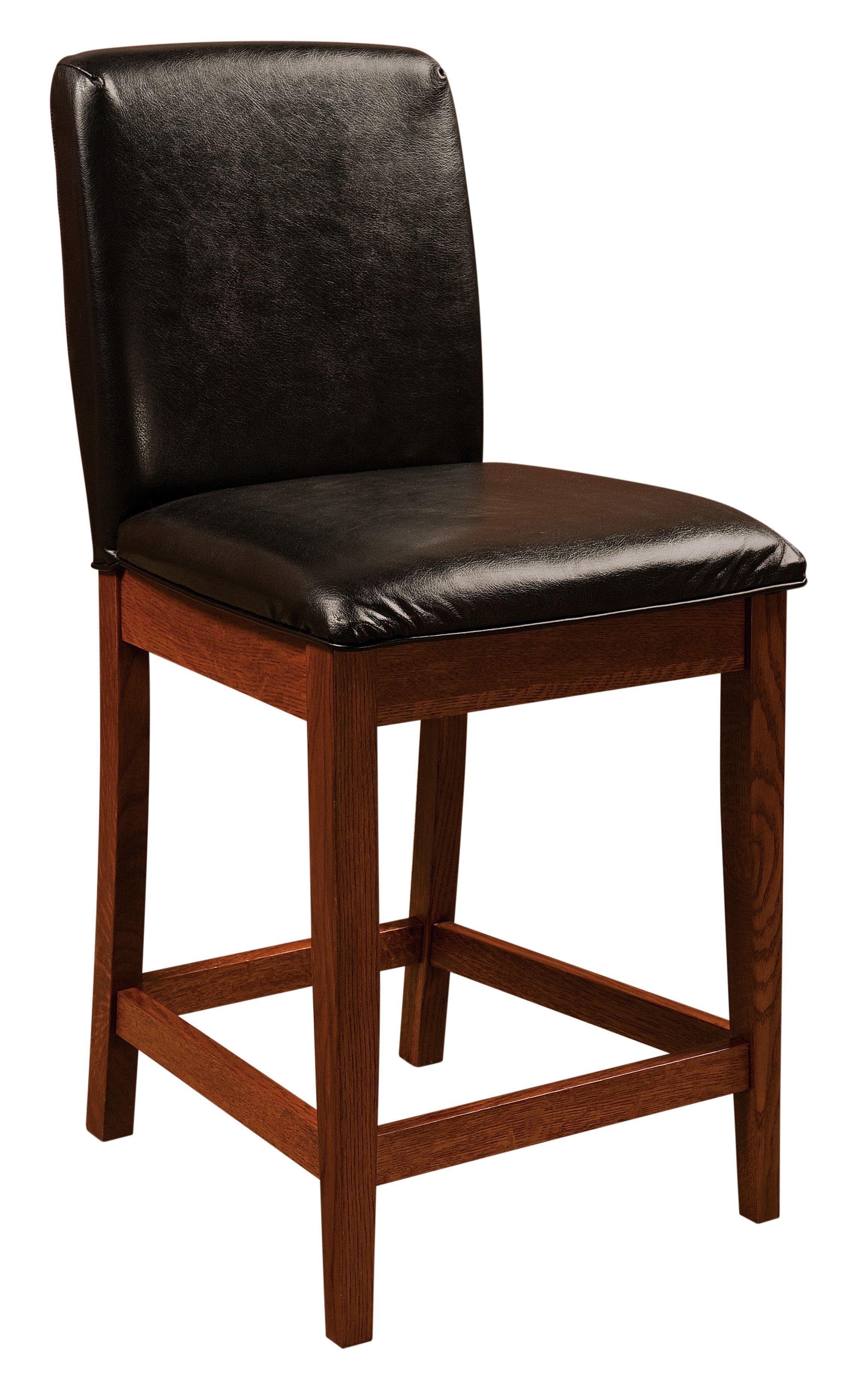Bar Chairs Parson Bar Chair at Williams & Kay