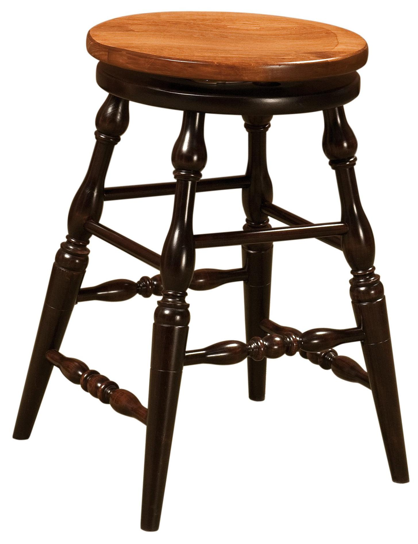 Bar Chairs Smith Bar Chair by Amish Impressions by Fusion Designs at Mueller Furniture