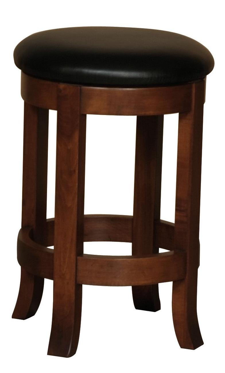 Bar Chairs Trilogy Bar Chair by Amish Impressions by Fusion Designs at Mueller Furniture