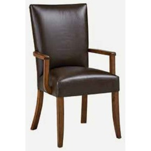 Arm Chair - Leather