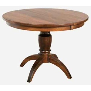 Round Dinind Table
