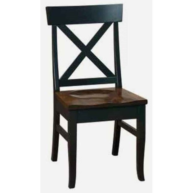 Richmond Customizable Solid Wood Chair at Williams & Kay