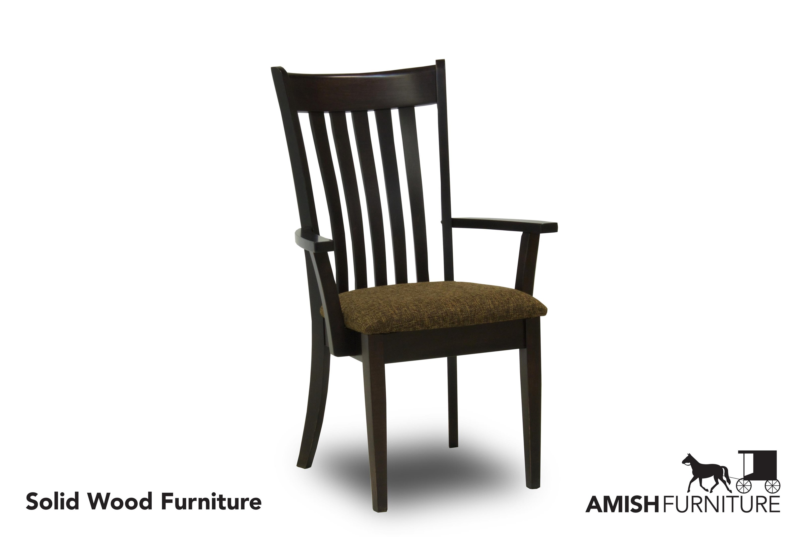 Savannah Dining Arm Chair by Amish Impressions by Fusion Designs at Ruby Gordon Home