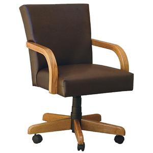 Anthony of California Casual Dining Tilt Swivel Chair