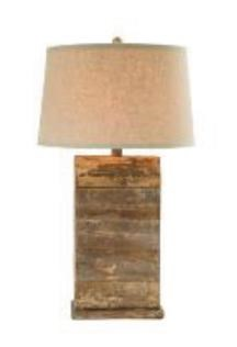 """Lamps 31"""" Table Lamp by Anthony Lamp & Lighting at Westrich Furniture & Appliances"""