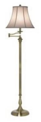 """Lamps 59"""" Floor Lamp by Anthony Lamp & Lighting at Westrich Furniture & Appliances"""