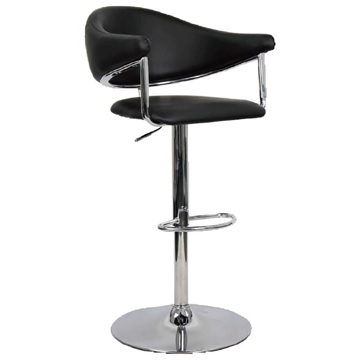 Airstream Swivel Gas Lift Stool by APA by Whalen at Darvin Furniture