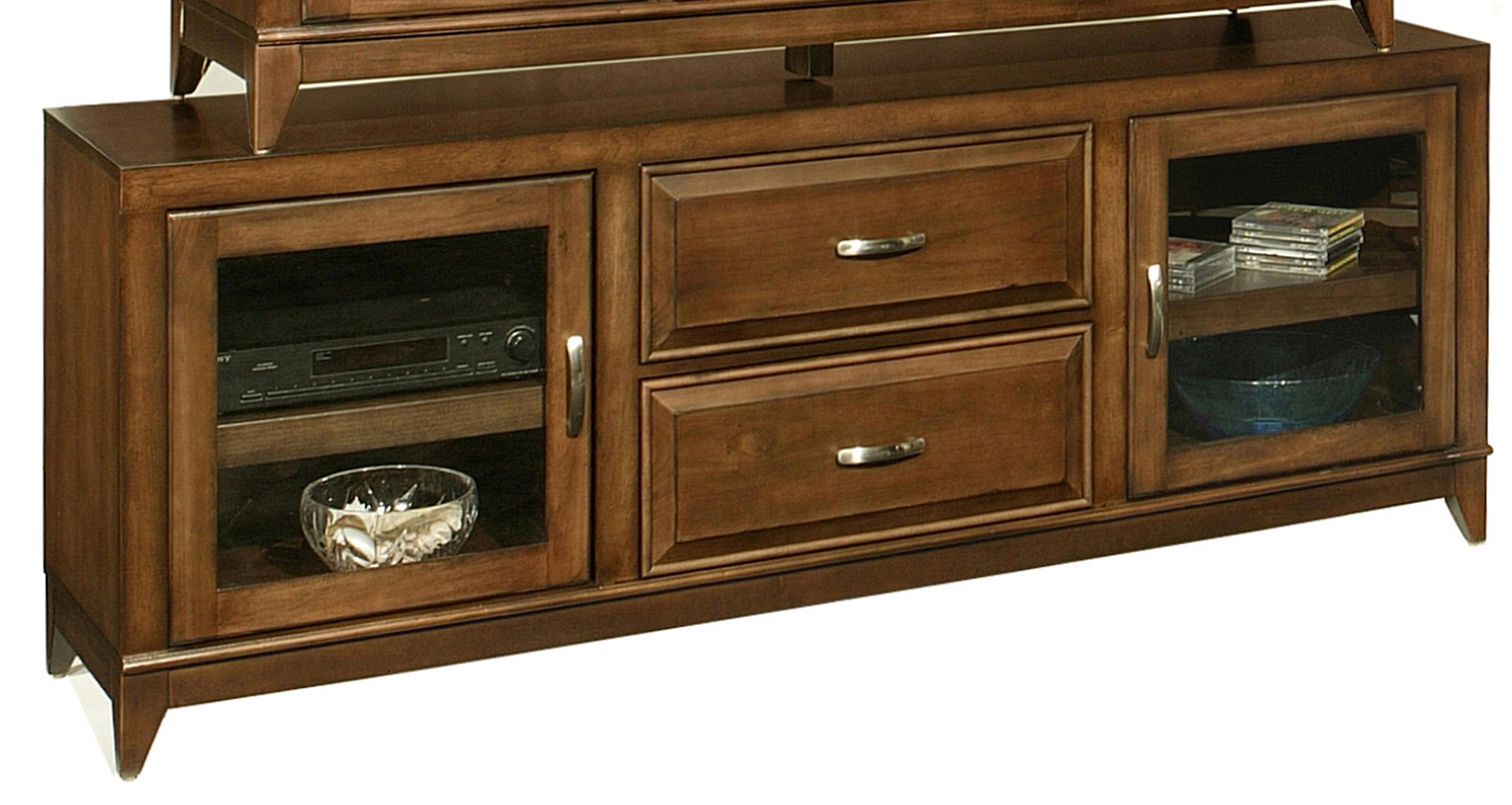 Albany TV Stand at Sadler's Home Furnishings