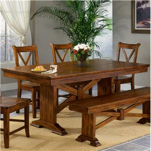 APA by Whalen Cornwall Dining Table