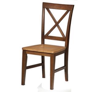 APA by Whalen Camden X Back Chair