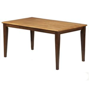 APA by Whalen Camden Solid Wood Leg Table