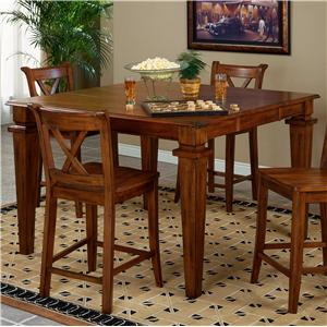APA by Whalen Cornwall Butterfly Extension Table