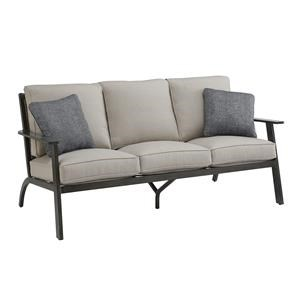 Sofa with 2 Pillow