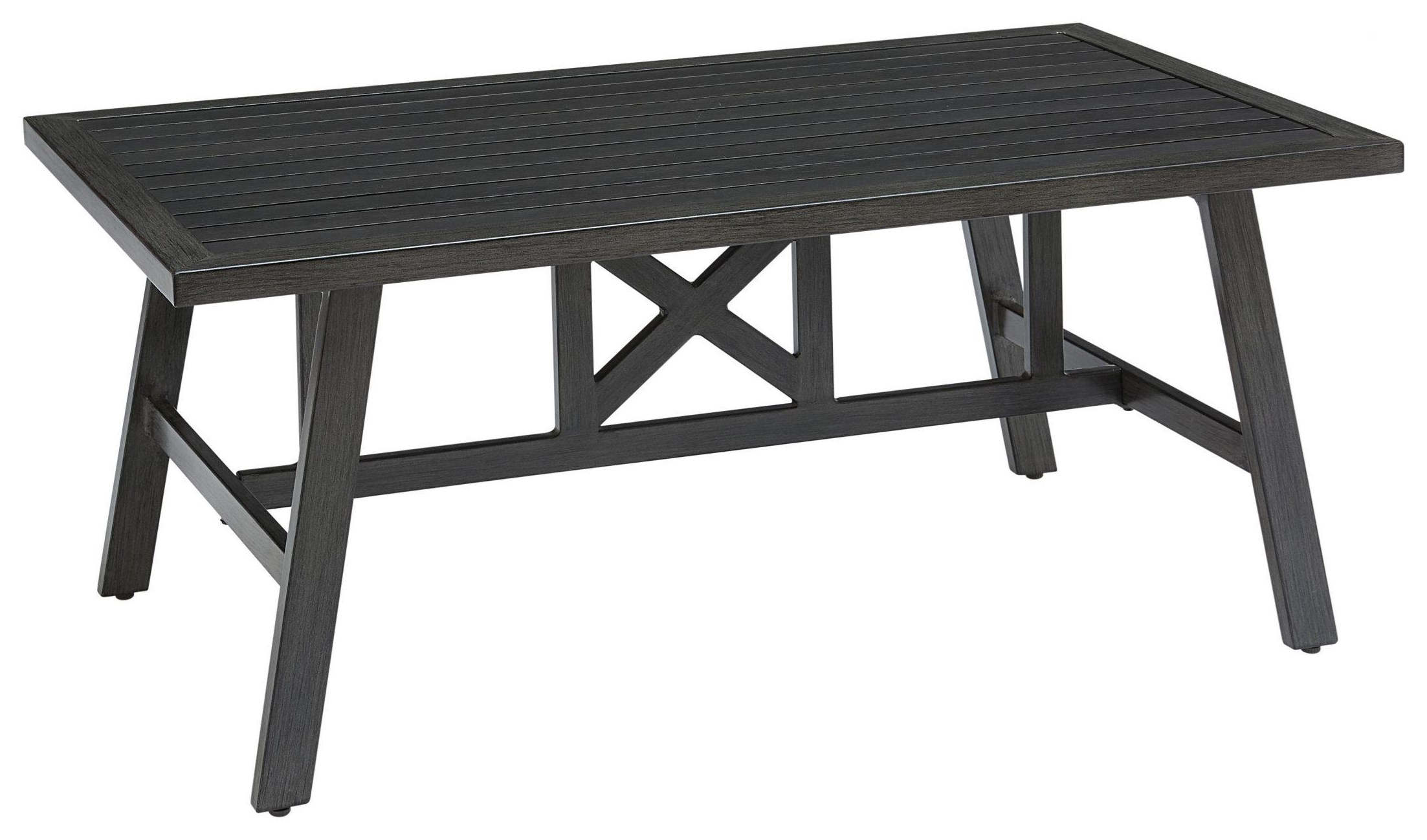 Adison Coffee Table by Apricity Outdoor at Johnny Janosik