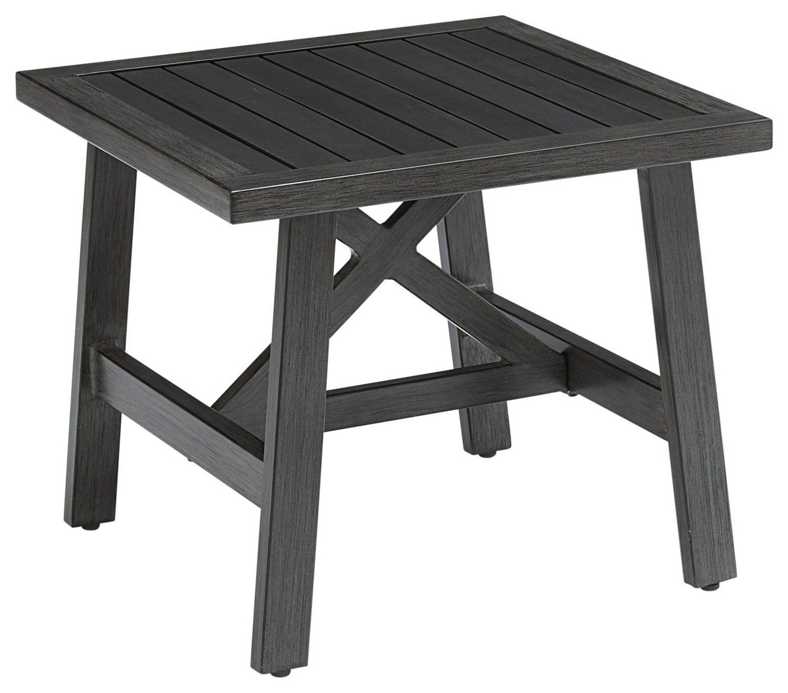 Addison Side Table by Apricity Outdoor at Johnny Janosik