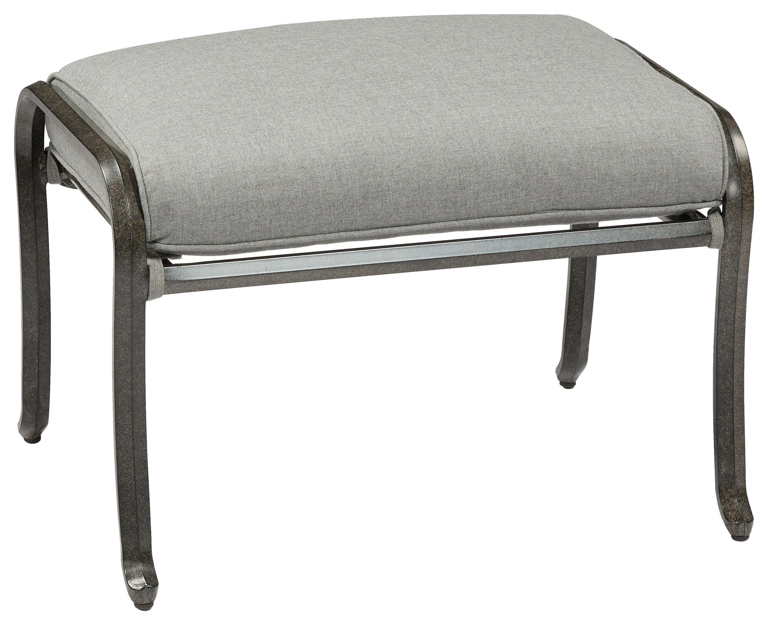 Madison Ottoman by Apricity Outdoor at Johnny Janosik