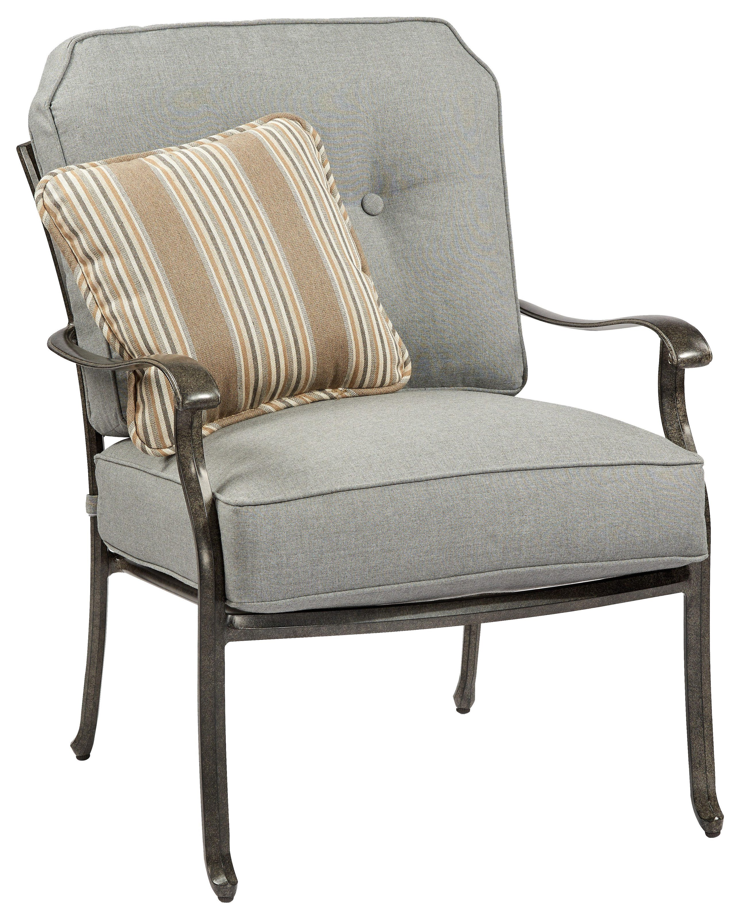 Madison Lounge Chair by Apricity Outdoor at Johnny Janosik