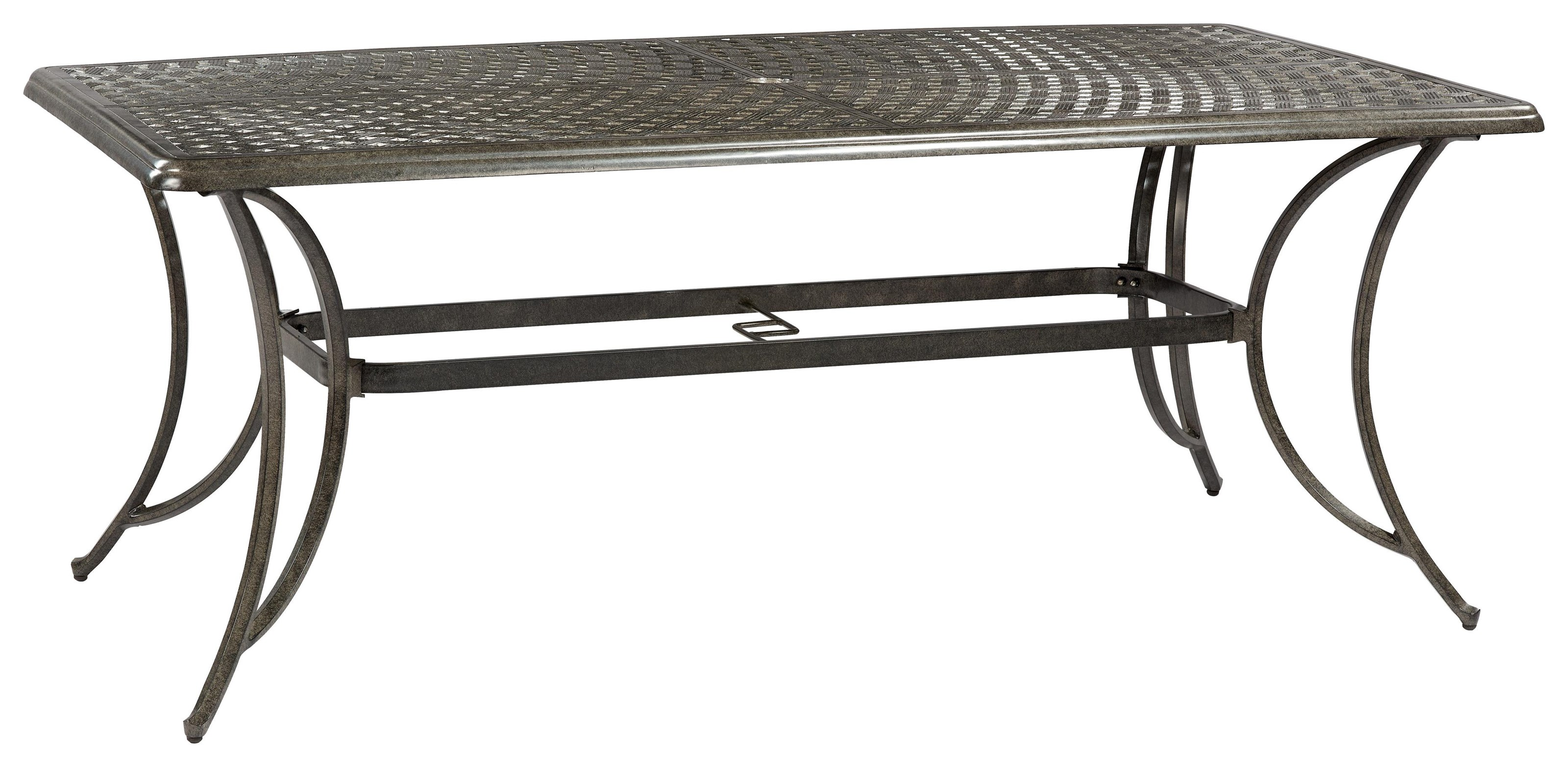 Madison RECTANGLE TABLE by Apricity Outdoor at Johnny Janosik